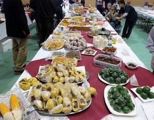 食の文化祭(西桂町 2018.10.6)